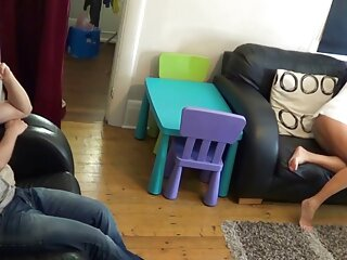 Tres amigas hacen sexo subtitulado en español el amor