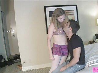 Primer anal para la adorable Alex Grey porno familiar subtitulado