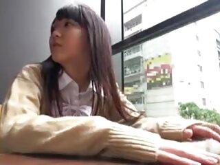 Azumi Harusaki en lencería de xxx hermanos sub cuero