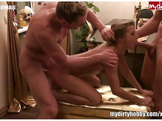 Morena folla sub español xvideos con dos machos a la vez