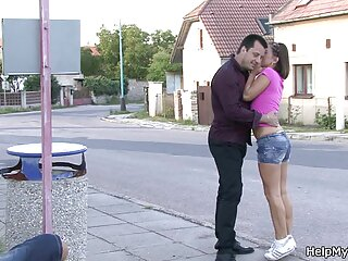 Sexo suave videos xxx sub de una pareja rusa en casa